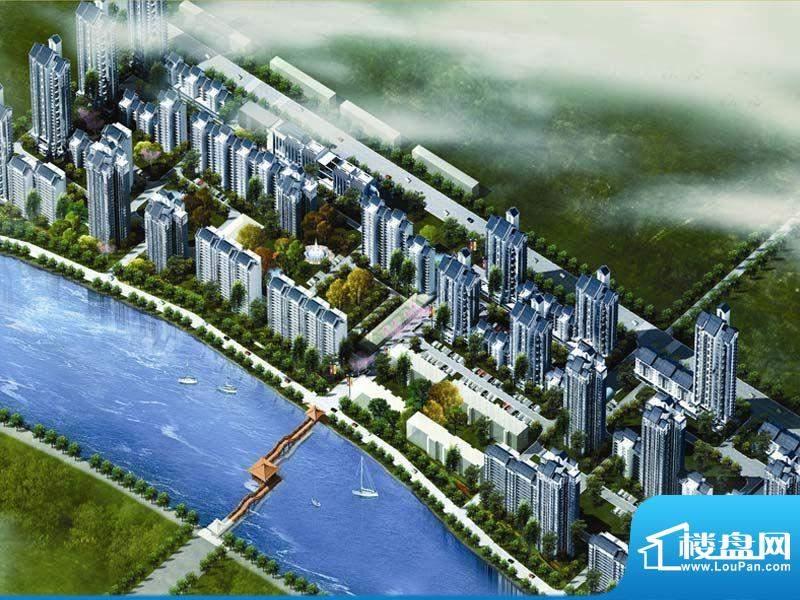 锦湖花园实景图
