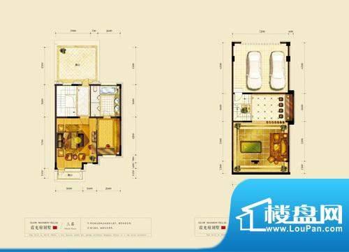 海泉湾·霞光府2012面积:0.00m平米