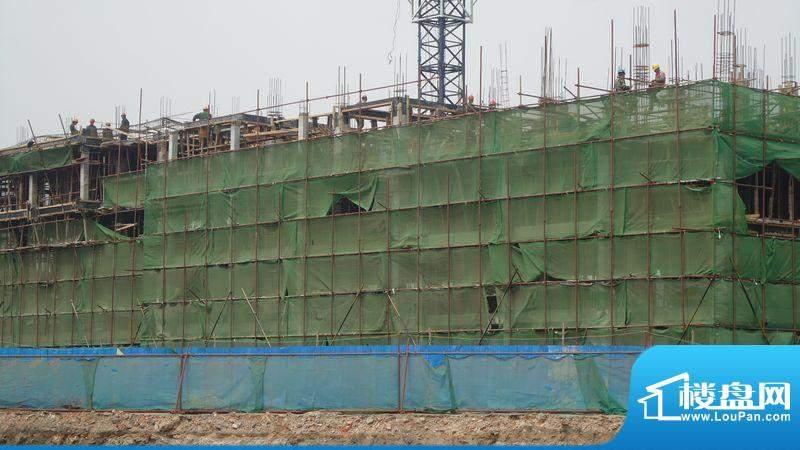 金瑞尚品工程进度(2012-4)