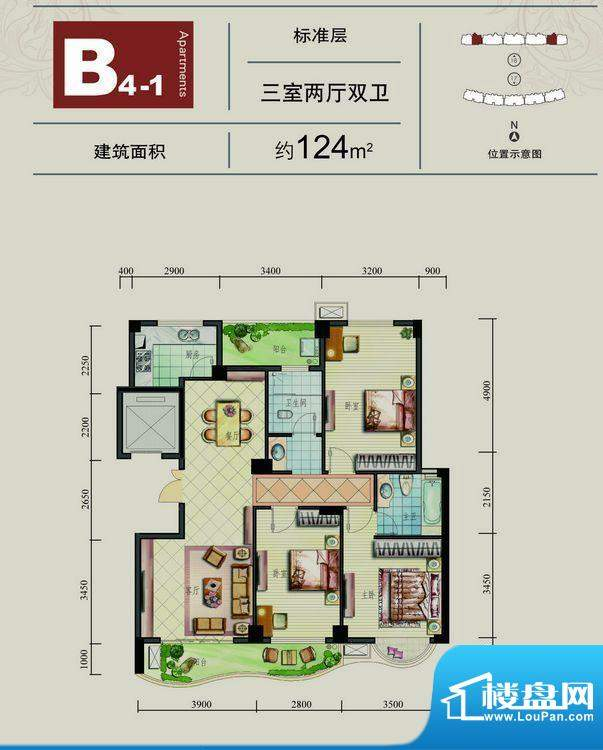 中地·滨江国际18号面积:0.00m平米