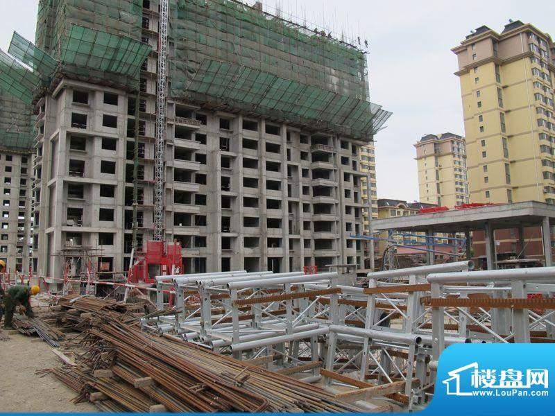 晟晖家园工程进度(2012-5)