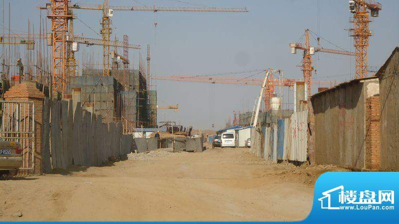 威尼斯水城工程进度(2012-4)