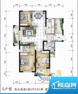 江滨豪园2012042711面积:0.00m平米