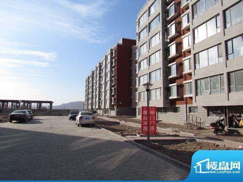 锦城·四月天小区环境(2012-2-20)
