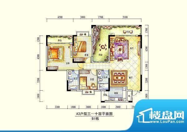 皇庭·御珑湾201005面积:0.00m平米