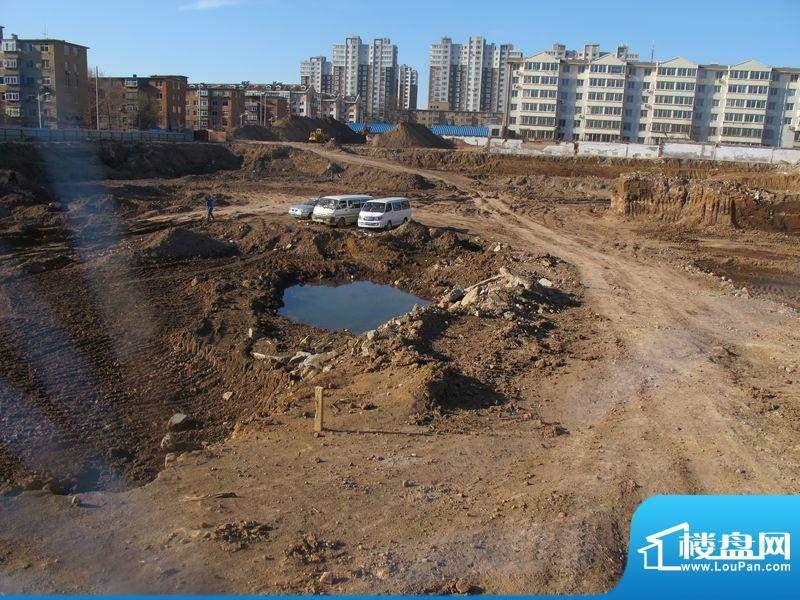 卓远·聚基华脉工程进度(2012-4)