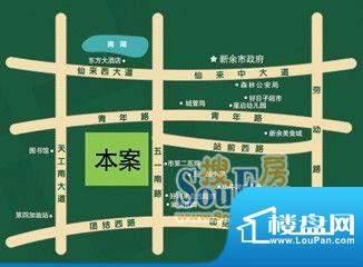 翠湖天地交通图
