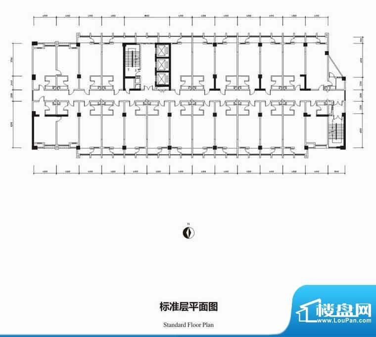 恒基·金湾广场B公寓面积:0.00m平米