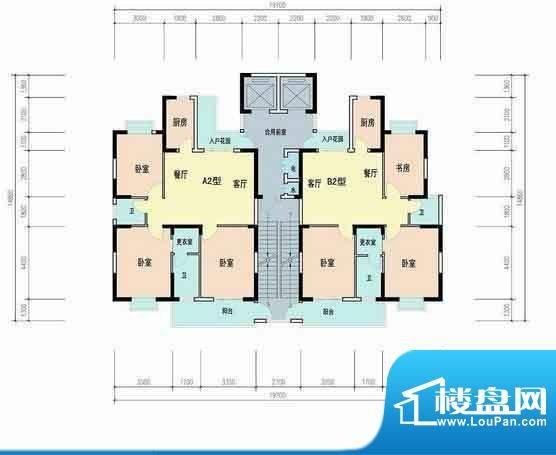 恒基·金湾广场恒基面积:0.00m平米