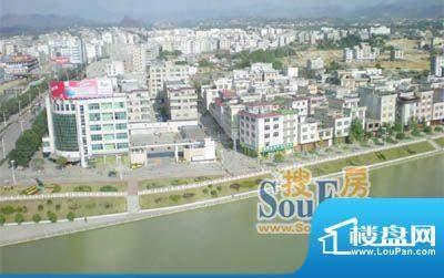 富桂·香江国际实景图