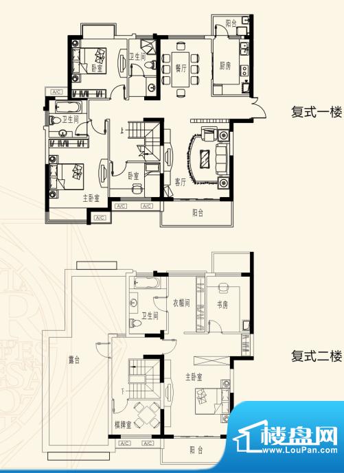 洪城国际广场实景图