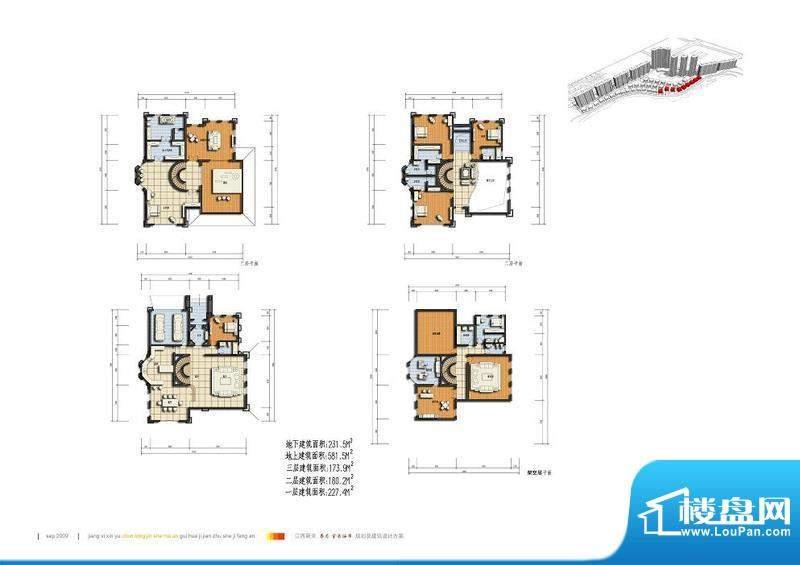 春龙·金色海岸别墅面积:0.00m平米