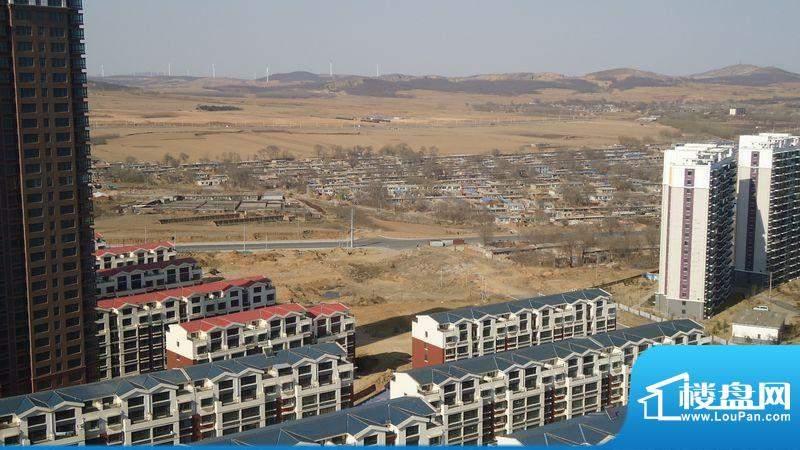 华纺·海岸城实景图