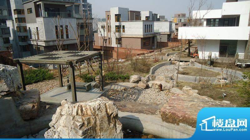 海湾壹号园区实景(2012-4)