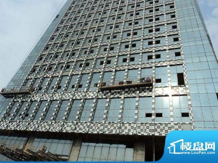 宏运·国际商务港工程进度(2012-6)
