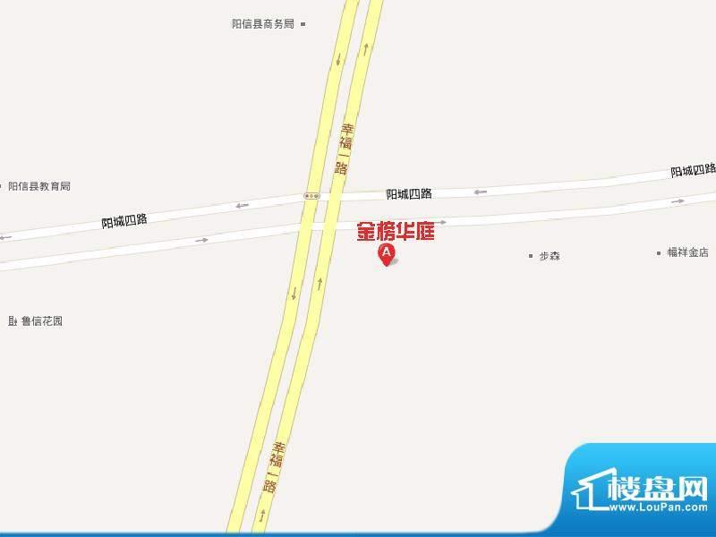 金榜华庭交通图