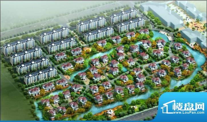 中海城·棕榈湾实景图