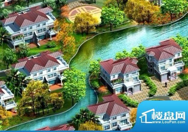 中海城·棕榈湾效果图