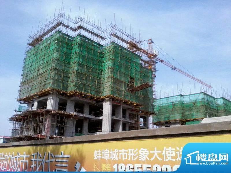 新新尚层4月工程进度(2011-4)