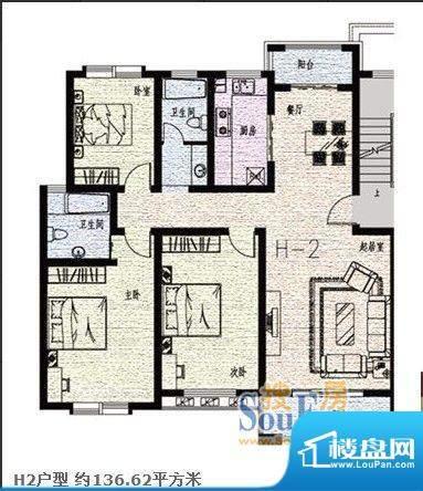 香林·丽景湾户型图面积:0.00m平米