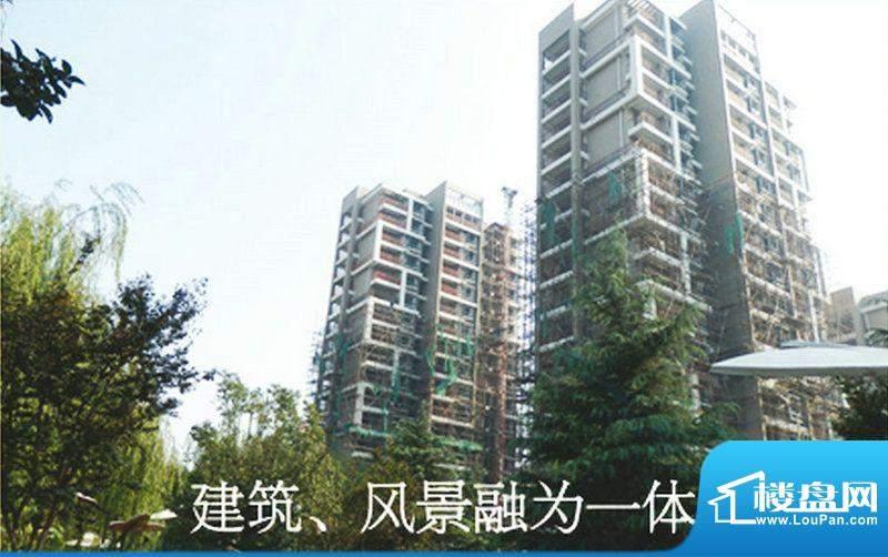 怡景花园高层立面(2011-9)