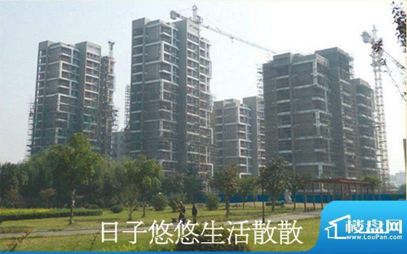 怡景花园小区楼座立面图(2011-9)