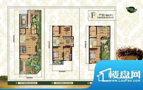 香溪翠庭户型图7 面积:0.00m平米