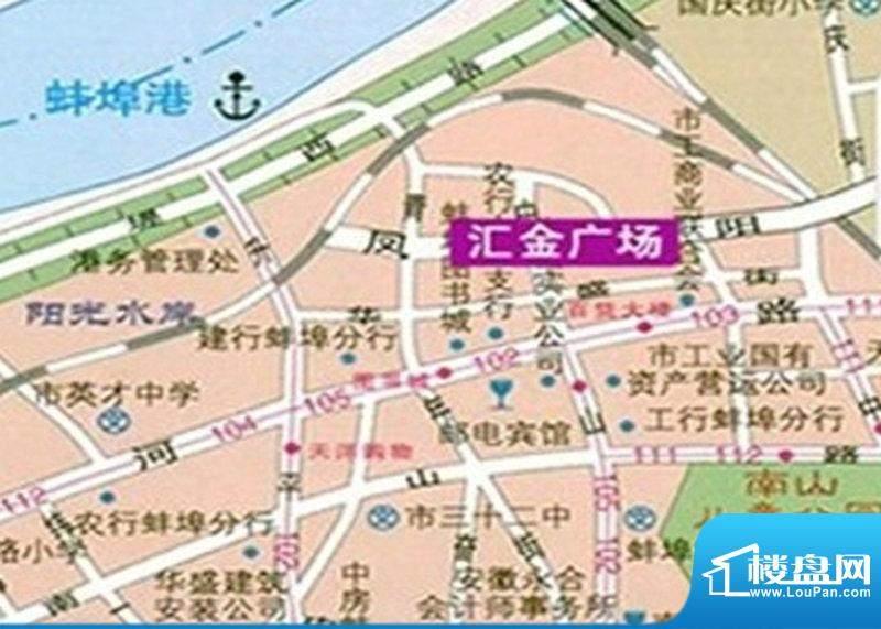 汇金中央水城交通图