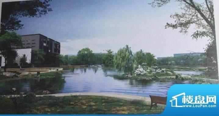晔基·花园新城效果图