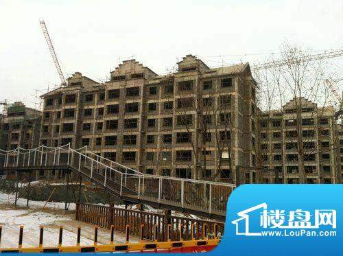 格林小镇三期楼盘实景图201201
