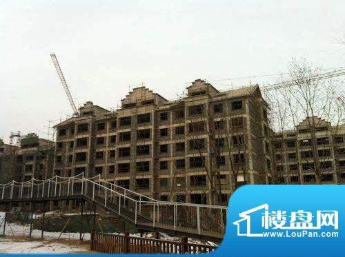 格林小镇三期楼盘201201