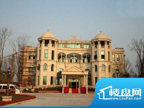 抚顺·恒大华府售楼处实景图2011.10
