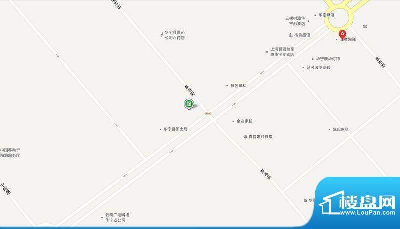 宁州一号交通图