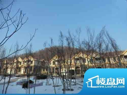 上方·半山林溪实景图2012.1