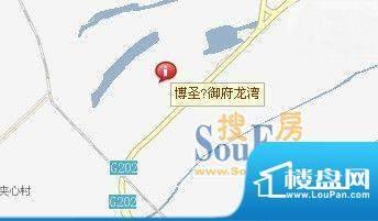 博圣·御府龙湾交通图