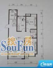 金鼎世纪城3室2厅2卫面积:104.27平米
