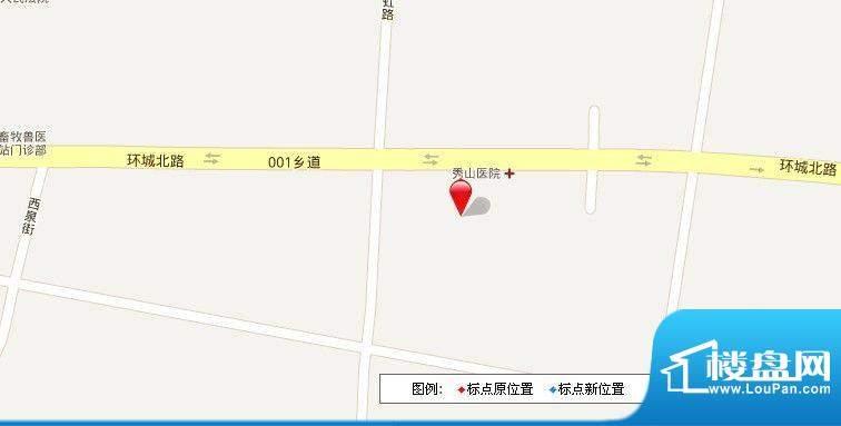 福泉嘉园交通图
