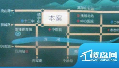 高山明珠交通图