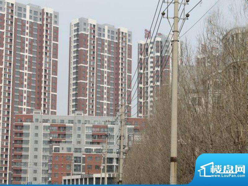 宗裕国际鑫城实景图201204