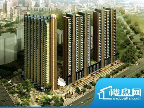 新华国际公寓实景图