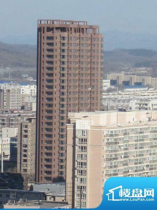 在水一方楼盘实景图201012
