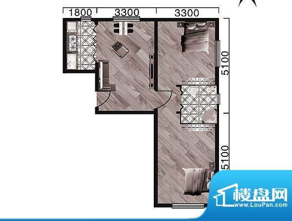 中天·紫金城J-a面 面积:0.00平米