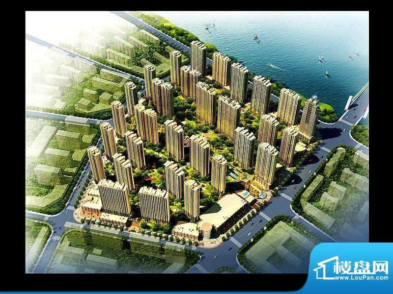 中国水电·海赋外滩交通图