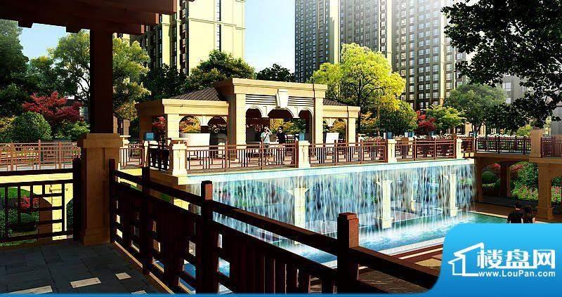 中国水电·海赋外滩园区效果图