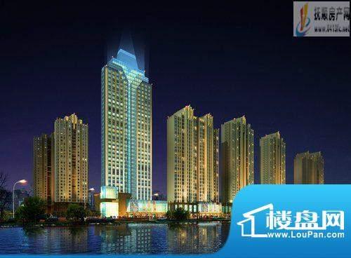 中国水电·海赋外滩效果图