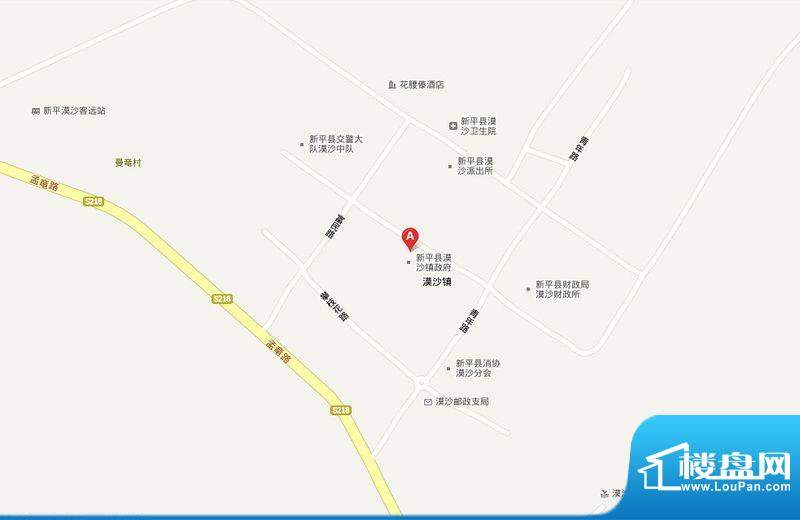 傣雅水寨交通图