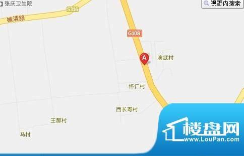 三晋国际城交通图14