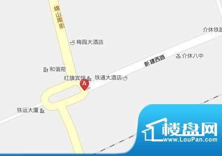 安太佳园交通图3