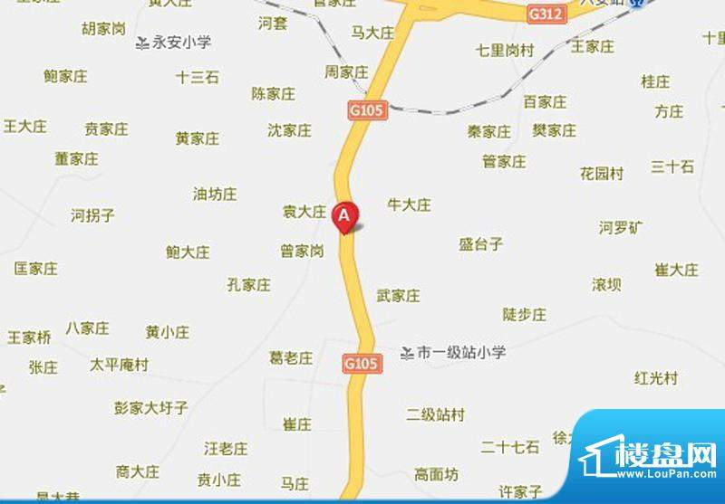 秀辉·碧水云天交通图