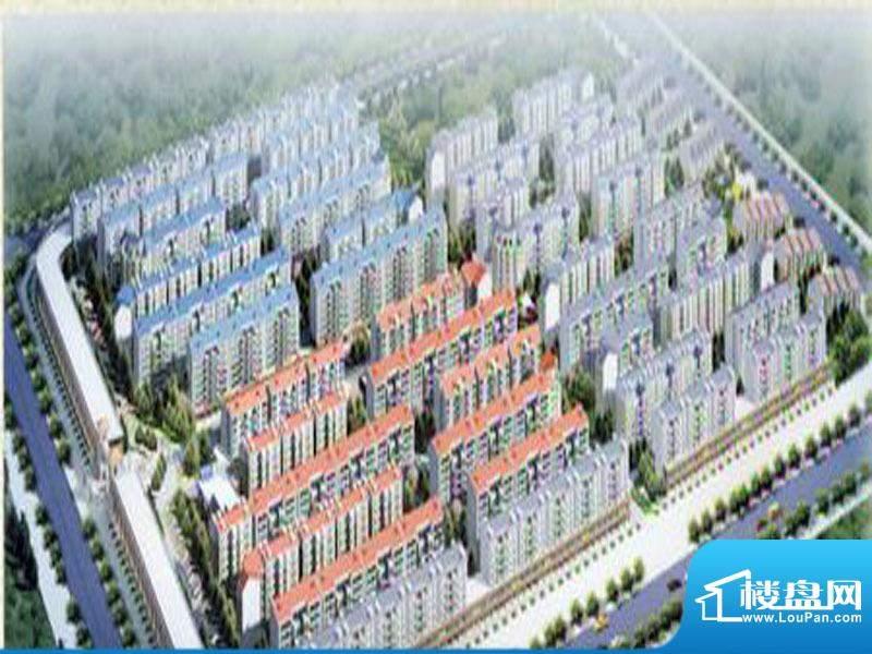 华景新城效果图